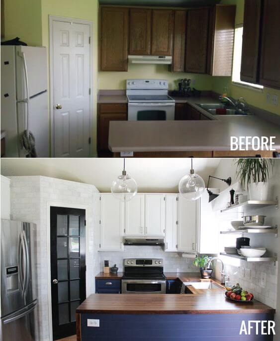 RHI_Terre Haute Kitchen Remodeling Fresh Update