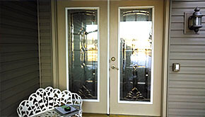 Energy efficient doors and windows service