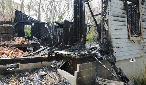 Home Fire Cleanup